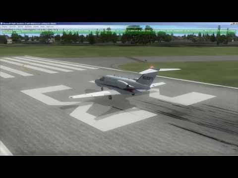 [FSX STEAM] Fort Lauderdale to Lantana County Airport in Flight1's Cessna Mustang