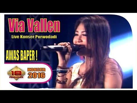 Via Vallen - Yang Terlupakan (Live Konser Purwodadi Grobogan 19 Maret 2016)