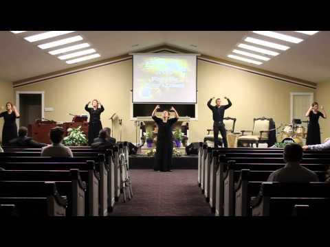 Orangefield United Pentecostal Church Sign Team! Victor's Crown!