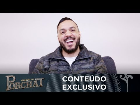 EXCLUSIVO! BELO REVELA SEGREDOS DA INTIMIDADE COM GRACYANNE BARBOSA
