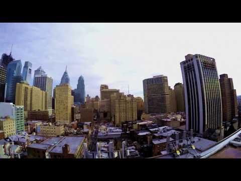 Philadelphia time lapse christmas vid