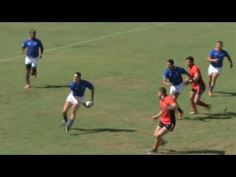 TOP TRIES: World Rugby U20 Trophy Rd 2 Zimbabwe