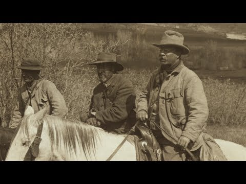 Theodore Roosevelt's Conservation Influences