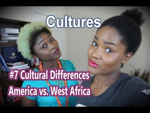 7 cultural differences: America vs. West Africa