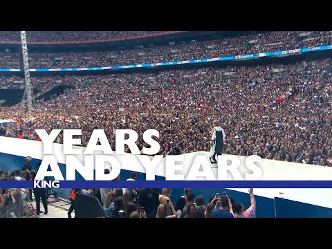 Years & Years - 'King' (Live At The Summertime Ball 2016)