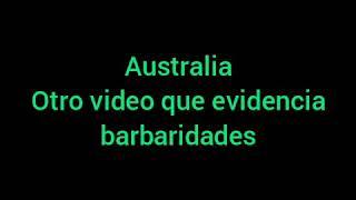 Detienen el padre y le separan de sus hijos - Australia #stopnwo