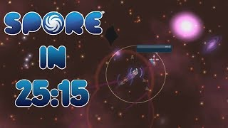 Spore Speedrun in 25:15 (Segmented) thumbnail