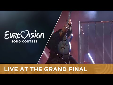 LIVE - Minus One - Alter Ego (Cyprus) at the Grand Final