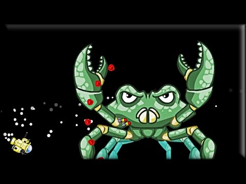 Deep sea hunter 2 - Game Walkthrough (full)