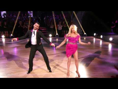 "Suzanne Somers: Dancing With The Stars ""The Jive"""
