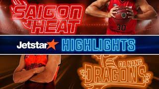 Highlights VBA 2019 || Game 7: Saigon Heat vs Danang Dragons | 11.06