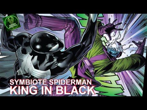 KING IN BLACK   SYMBIOTE SPIDERMAN   COMICBOOK UNIVERSE