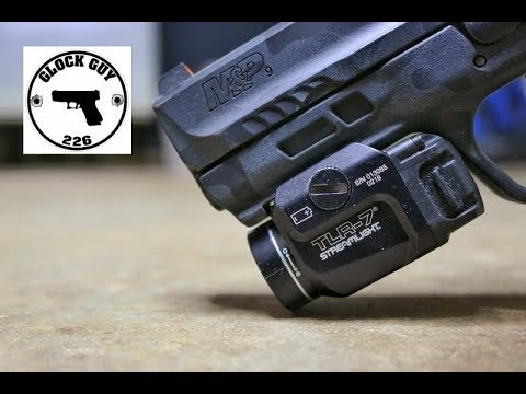 STREAMLIGHT TLR-7 REVIEW! Not What I Expected...