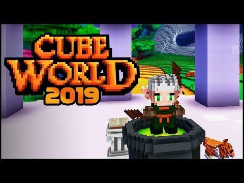Minyas Suppe - Cube World 2019 #13 (Beta Steam Gameplay)