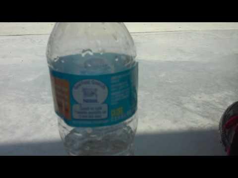 DIY Solar water filters