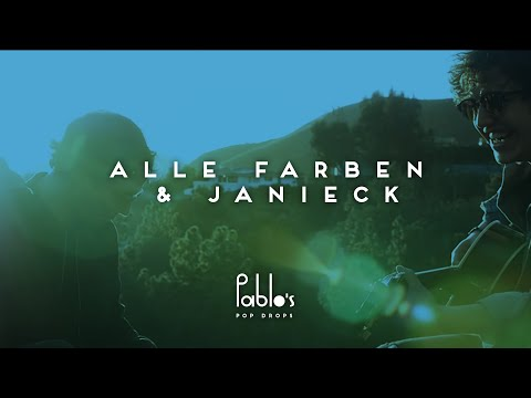 Thumbnail: Alle Farben & Janieck - Little Hollywood [OFFICIAL VIDEO]