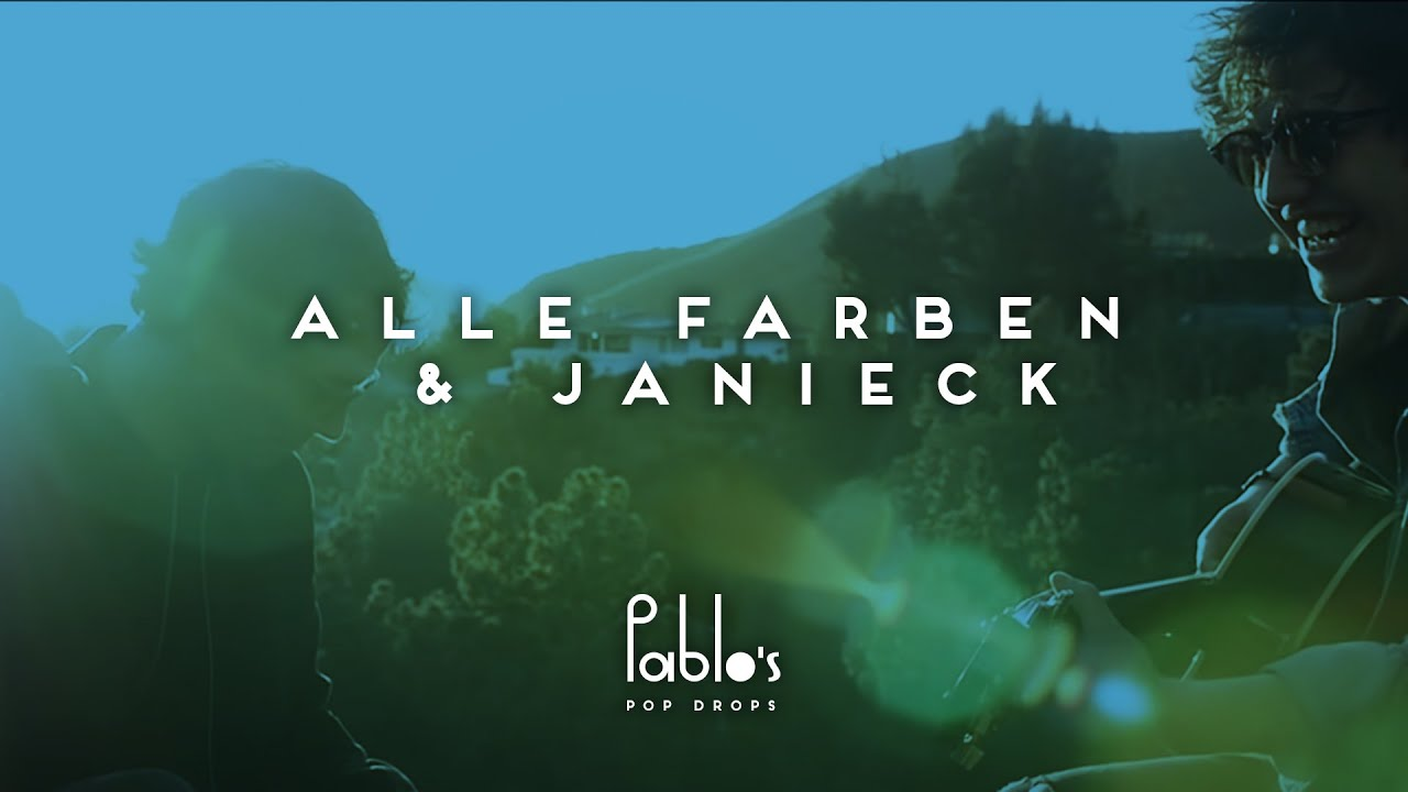 Download ALLE FARBEN & JANIECK – LITTLE HOLLYWOOD [OFFICIAL VIDEO]