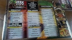 Jerk City Jamaican Restaurant Port St Lucie, Florida