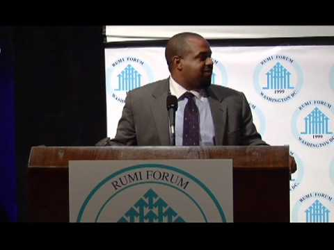 The Honorable Joshua DuBois, The White Office House of Faith Based and Neighborhood Partnerships