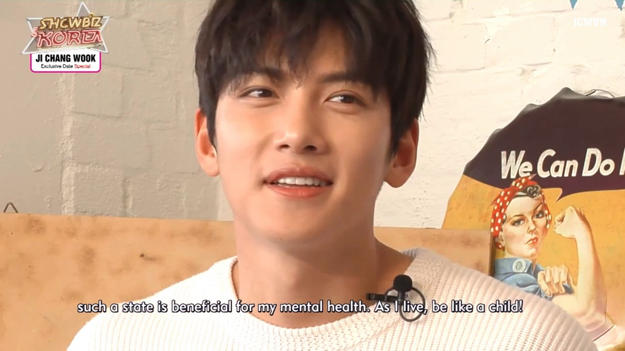 Engsub Vietsub I Just Think I M Cute Ji Chang Wook Youtube