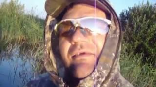 Омская обл. Одесский р- н. с. Желанное .пруд. Синявка. рыбалка с грибами( грибалка) ))