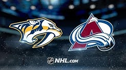 Nashville Predators vs Colorado Avalanche | Nov.7, 2018 | Game Highlights | NHL 2018/19 | Обзор