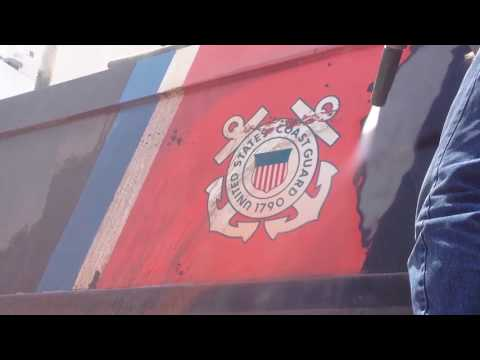 Marine Antifouling Paint Removal   AMD Contracting, LLC