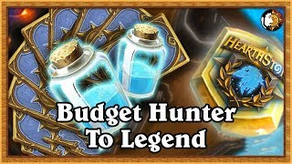Hearthstone Budget Hunter To Legend - Part One