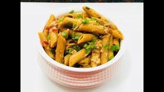 Penne Pasta   Indian Style Pasta   Tasty Pasta Recipe Made By Seema Shaikh