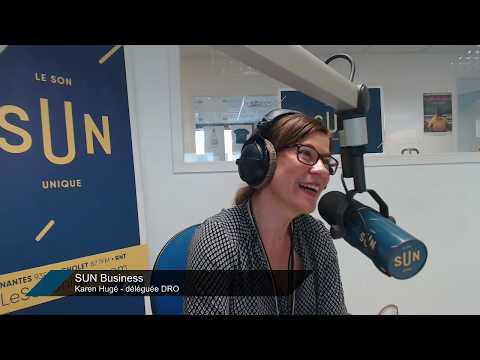 SUN Business - Karen Hugé - déléguée générale DRO