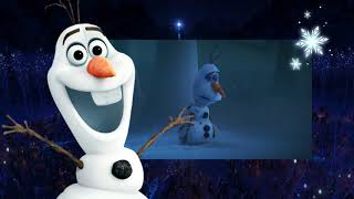 Olafs Frost Eventyr - Det er juletid (Reprise) (Danish Movie Version)