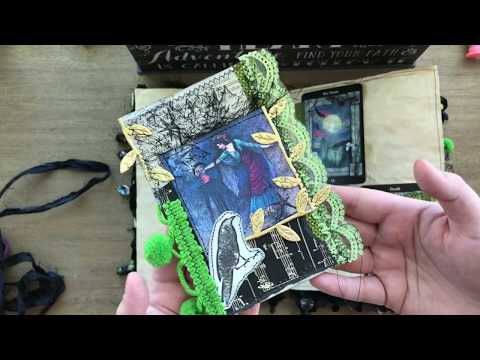 Wicked 2 - A Grimoire Junk Journal TN for Jeneen
