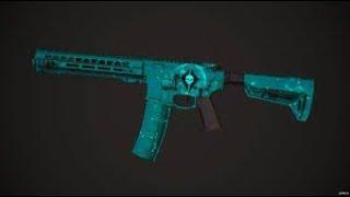 Warface Абсолютная власть (DLC) ОТРЯД АБСОЛЮТ SAI GRY AR-15 Абсолют