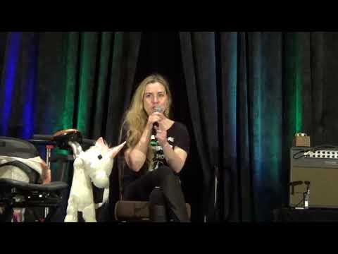 SPNSEA 2018 Rachel Miner Panel