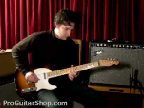 Fender Road Worn 50s Tele