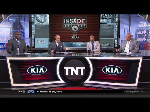 Is Zaza Pachulia A Dirty Player? | Inside The NBA | May 15, 2017