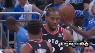 Toronto Raptors vs Orlando Magic | April 21, 2019