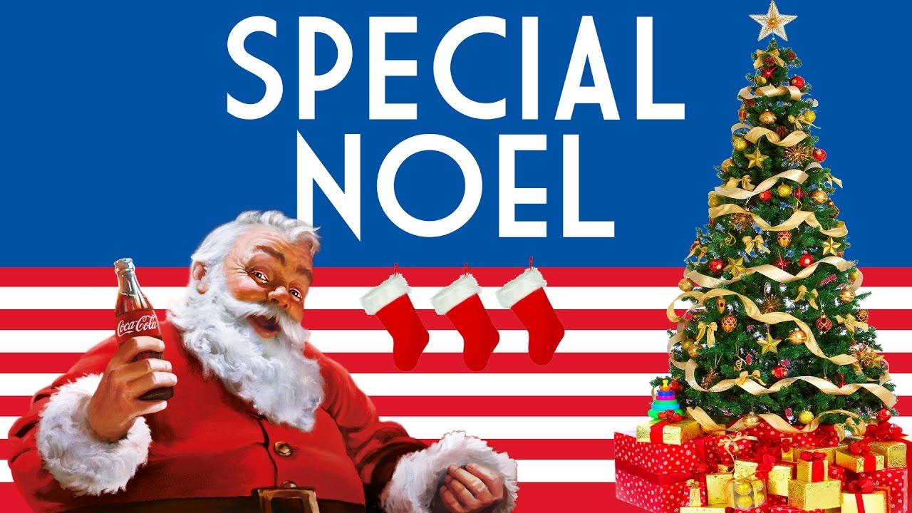 Noel A L Americaine Traditions Et Origines Captain America 6