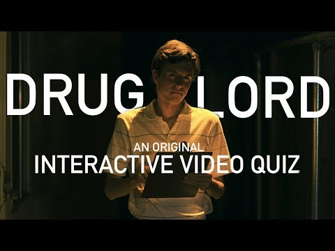 DO YOU HAVE WHAT IT TAKES TO BE A DRUG LORD? | Interactive Video Quiz Adventure