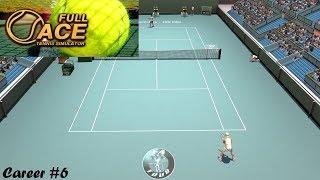 Full Ace Tennis Simulator - ATP Tour - Stuttgart Qualifier - Career #6 - PC Gameplay