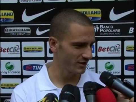 Leonardo Bonucci nuovo giocatore della Juventus