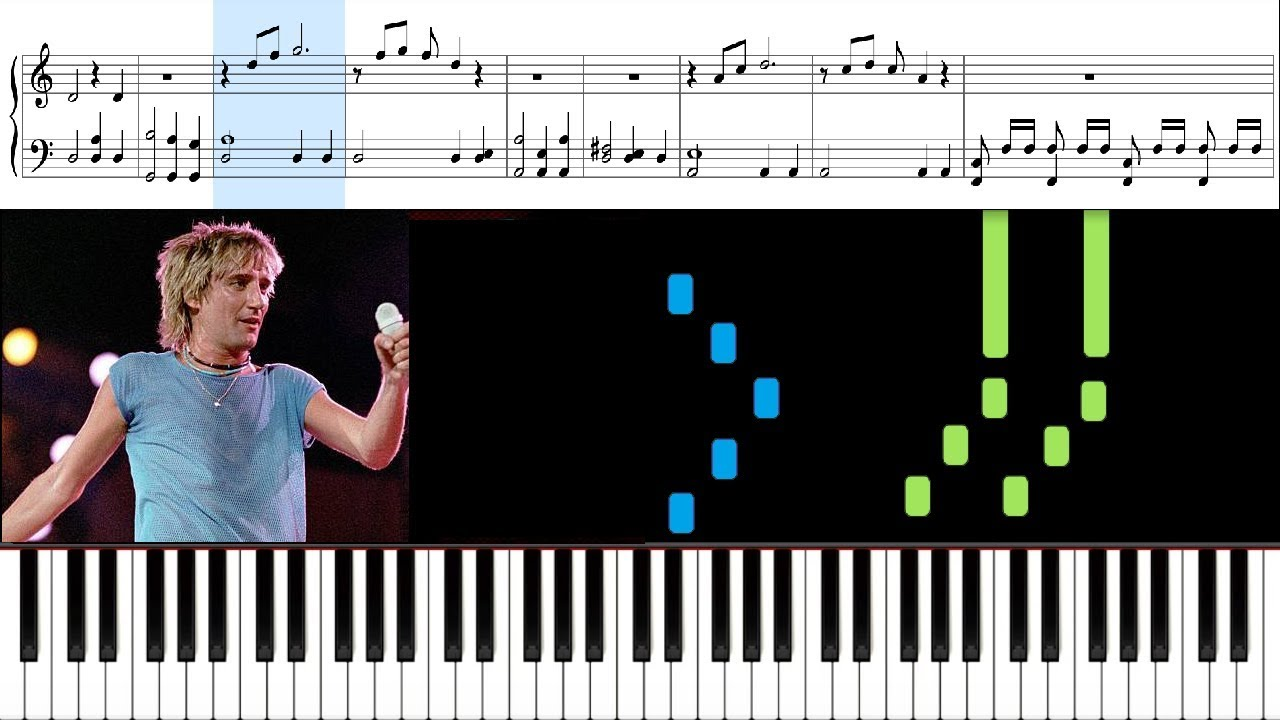 I Don't Wanna Talk About It   Piano Tutorial + Sheets Chords ...