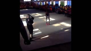 danra de leader performs at  buddo sss