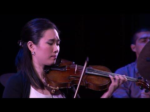 """Violeta Parra: """"Gracias a la vida"""", por Maureen Choi Quartet"""