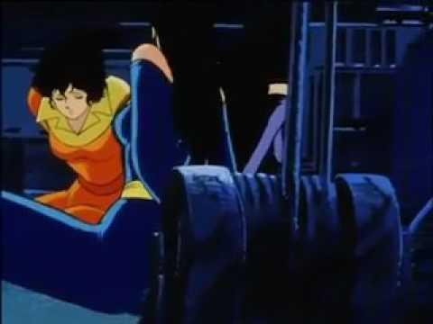 Tied burglar Anime up