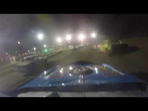 Dacotah Speedway Street Stocks Gov Cup 7-27-18 Tyler Bartholomew