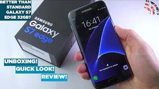 Samsung Galaxy S7 Edge Black Pearl 128GB Edition!