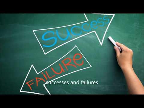 Audio Journal #2. Benefits of failure (Meliza Emperatriz Sandoval Salvador - 20183)