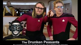 Scotty's Edict - Paul's Globalist Rant - SPACE RACE - Drunken Peasants #290