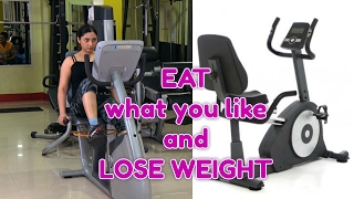 Cycling Machine and Fat Loss   Know your gym